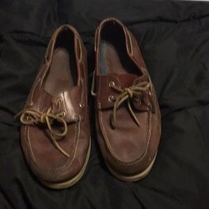Worn but still okay condition size 13